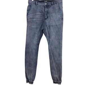 Zanerobe Slingshot Denimo Jogger Style Denim Jeans